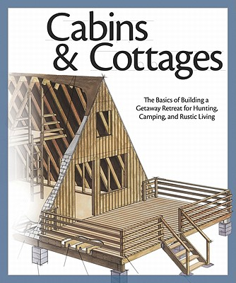 Cabins & Cottages By Kelsey, John (EDT)